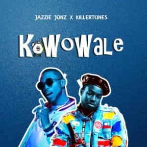 Jazzie Jonz - Kowowale f. Killertunes